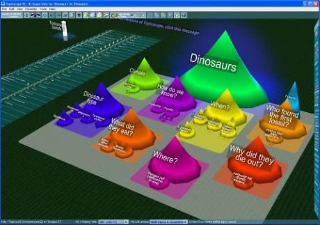 Topicscape Student Edition version 2.0