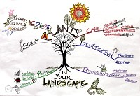 Mindmap about Plants