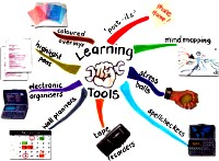 Mindmap for Dyslexia tools