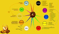Mindmap for Managing a bakery