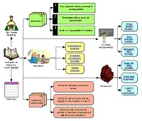 Mindmaps directory page 35 of 77 tree diagram for holes unit plan ccuart Images